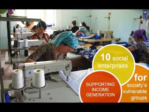 20 Years Of Development In Uzbekistan