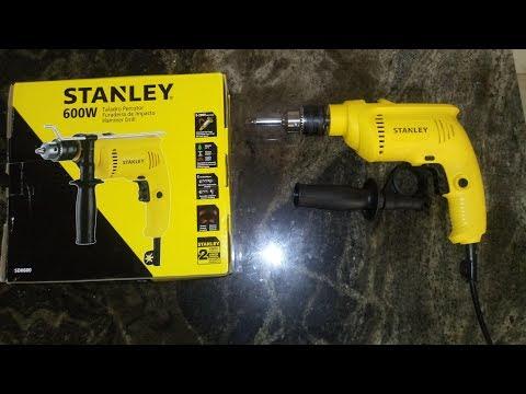 2019 - Unboxing Talantro Percutor 1/2 600W SDH600 Stanley - February 10