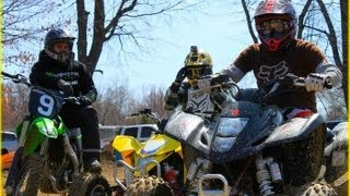 This is Real Motocross Racing: Dirt Bikes Vs. Quads? El Mejor Motocross Extremo