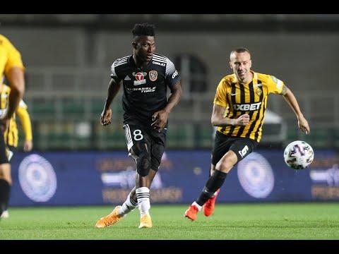 Kairat Shakhtar Karagandy Match Highlights
