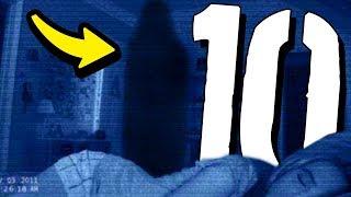 10 HORRORÓW, od których nie będziesz mógł usnąć [ TOPOWA DYCHA]