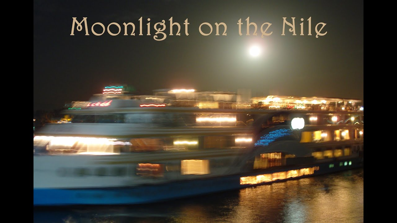 Moonlight on the Nile