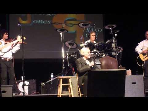 George Jones Final Concert Knoxville, Tn April 6th, 2013 (part 1)
