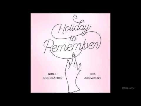 [Audio] Girls' Generation 소녀시대 - Tinkerbell #HolidayToRemember