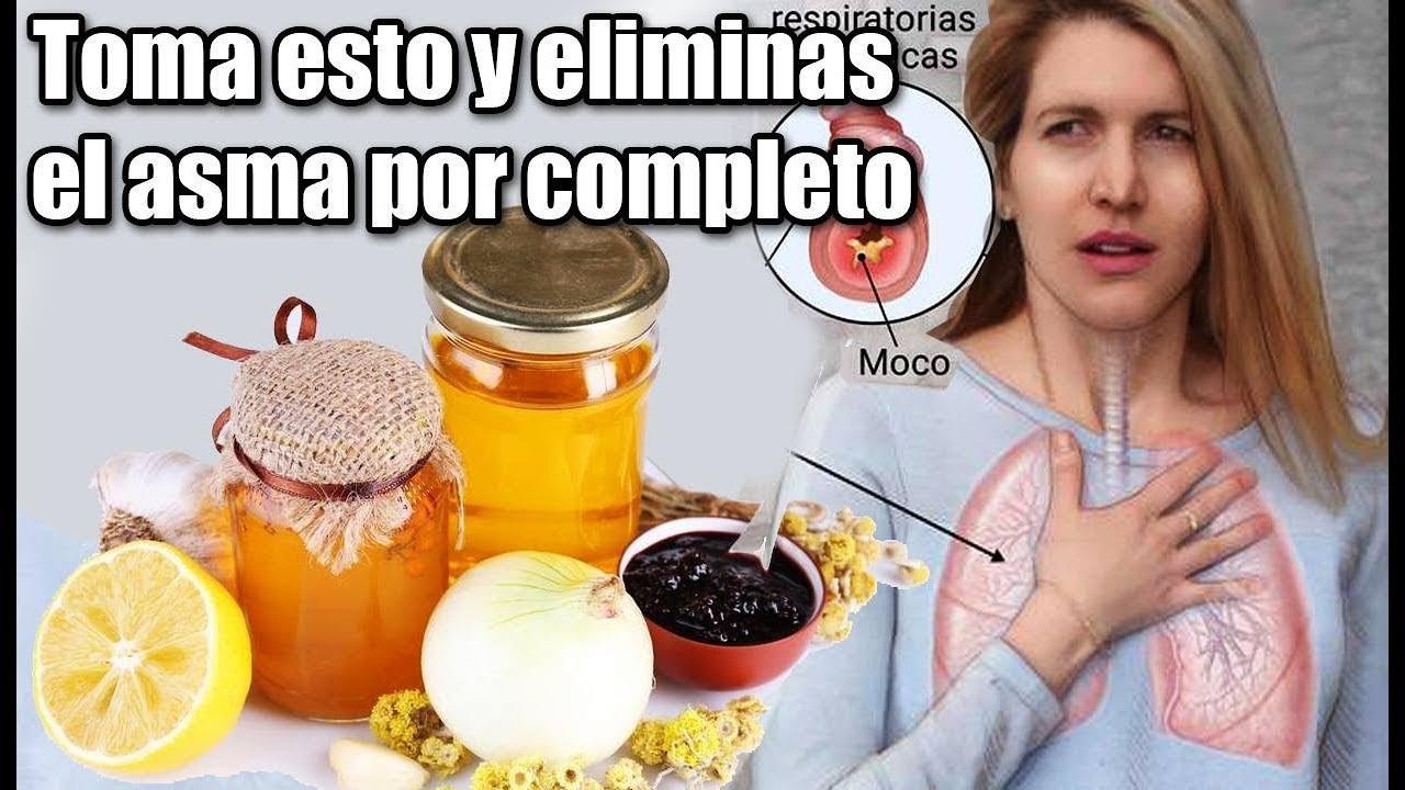 Como Eliminar El Asma Para Siempre Con Este Remedio Casero ...