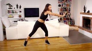 Fatburning Dance Power Steps - Kalorien verbrennen mit Amiena Zylla