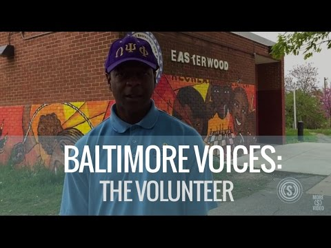 Baltimore Voices: The Volunteer | The Daily Signal