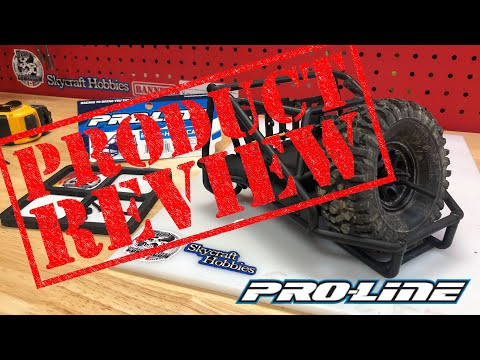 Proline Racing Back-Half Cage 6322-00 - Product Review