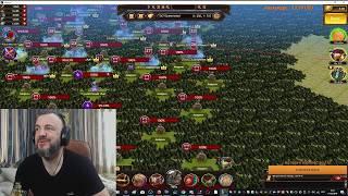 Vikings: War Of Clans Дабл штурм МС на Ярости