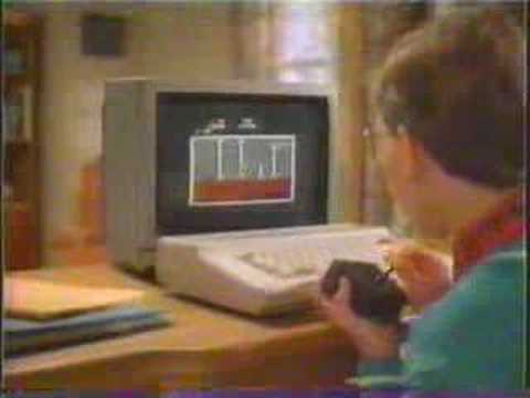 80's Radio Shack Color Computer Commercial