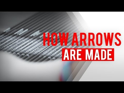 How Easton's Competition Archery Arrows Are Made