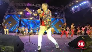 Eddy Herrera la Bailadora /Lectura del Bando 2019 Barranquilla