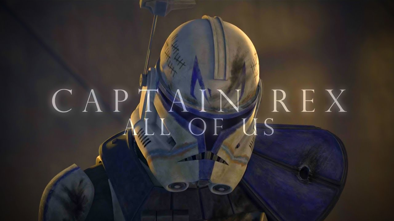 Download (SW) Captain Rex  All of Us