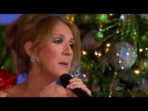 Celine Dion - Don't Save It All For Christmas Day (Disney Christmas 2009)