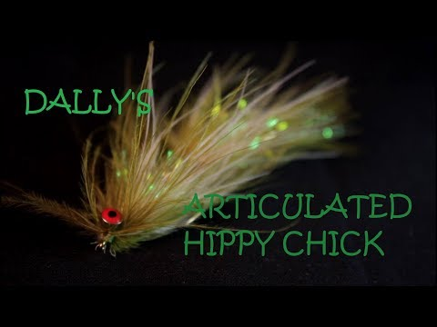 Articulated Hippy Chick