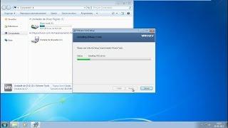 HOW TO INSTALL VOLVO VIDA DICE 2014 Part-02 ( VMware )