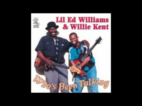 LIL' ED WILLIAMS & WILLIE KENT - Your Love Is So Strong *