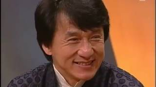 "Jackie Chan bei ""TV Total"" am 10.10.2005"