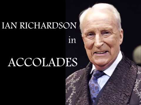 Accolades - The last drama completed by Ian Richardson - 8 March 2007