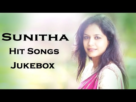 Singer Sunitha Hit Songs Jukebox    New Collection HD 1080p