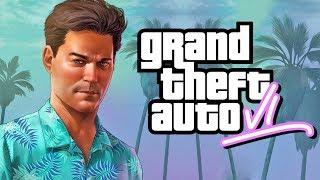 Is A Gta 6 Announcement Coming Soon...? Rockstar Games New Website & Gta 6 Theme Artwork