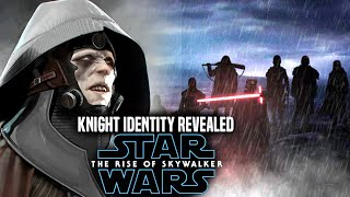 The Rise Of Skywalker Knight Of Ren Identity Revealed & Leaked! (Star Wars Episode 9)