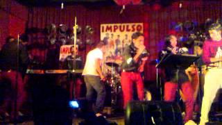 Banda Impulso   Bailan Rochas Y Chetas En Vivo Landeta 06 07 12