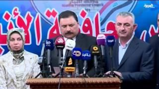 #خلافات_الأنبار .. مجلس المحافظة في مواجهة مجلس العشائر