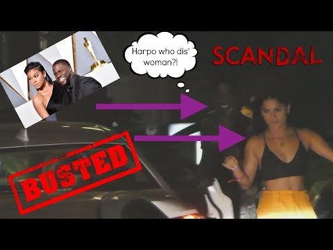 KEVIN HART ALLEGEDLY CAUGHT CHEATING ON PREGNANT WIFE ENIKO! *VIDEO*