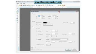 Free Industrial Manufacturing Barcode Maker Software 2d Bar Code Label Labels Designer Download