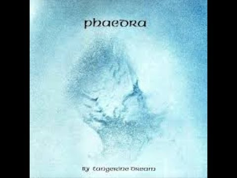 Tangerine Dream Phaedra (The Classic Extension) Extended versions of classic tracks