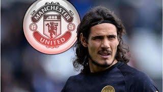 Man Utd transfer target Edinson Cavani makes decision on switch after contract offer- transfer ne...