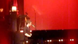 Vincent Delerm - Fanny Ardant et moi @ Lyon, avril 2009