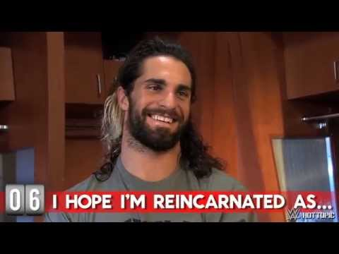 Hot Minute: WWE's Seth Rollins