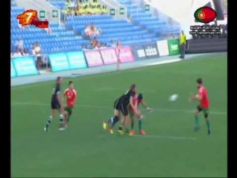Algarve Sevens 2012 - PORTUGAL v LITHUANIA - Day 1, Group A
