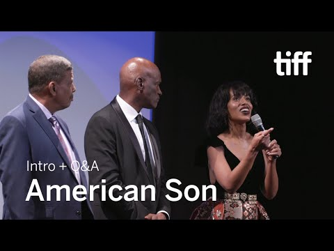 AMERICAN SON Cast And Crew Q&A | TIFF 2019