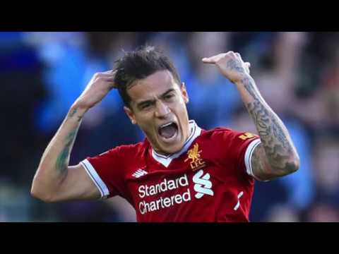 Have Nike just confirmed Philippe Coutinho's transfer to Barcelona?