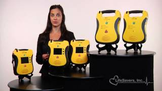 Defibtech Lifeline AED Overview by LifeSavers, Inc