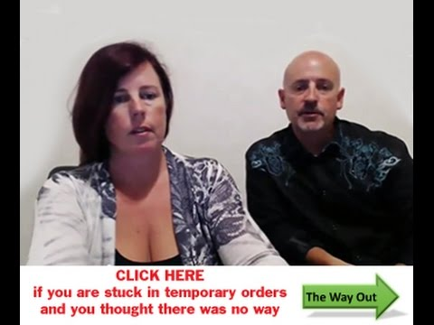 Win Child Custody Hearing - New Easy, Simple, Fast Method Challenge temporary orders P1
