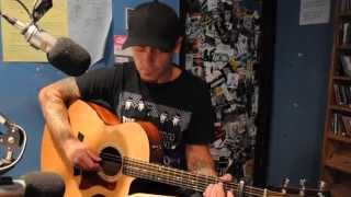 Singer Songwriter Brent Doiron on Sound Therapy Radio 05.27.2014