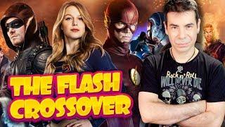 THE FLASH SÉRIE | CRISE NA TERRA X CROSSOVER (temporada 04)