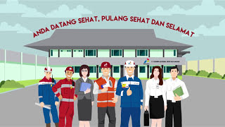 Pertamina Geothermal Energy - Safety Induction Video Kamojang - Versi Visitor