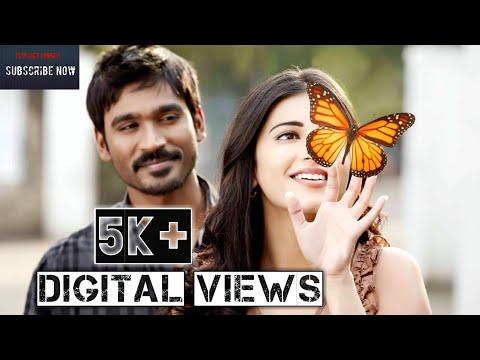 3 Movie Ringtones    LOVE BGM    Telugu    @Dhanush,SrutiHassan,Anirudh