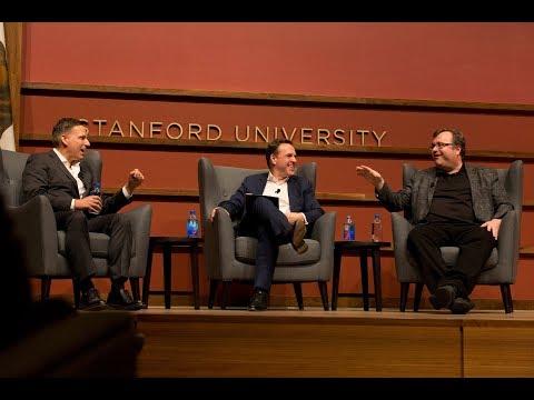 "Cardinal Conversations: Reid Hoffman and Peter Thiel on ""Technology and Politics"""