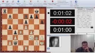 Цигель, время, ай лю лю)  Шахматы блиц