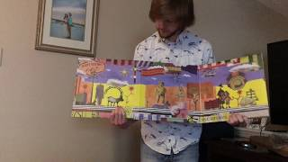 Baixar Paul McCartney Egypt Station Deluxe Tri-Fold UNBOXING/REVIEW