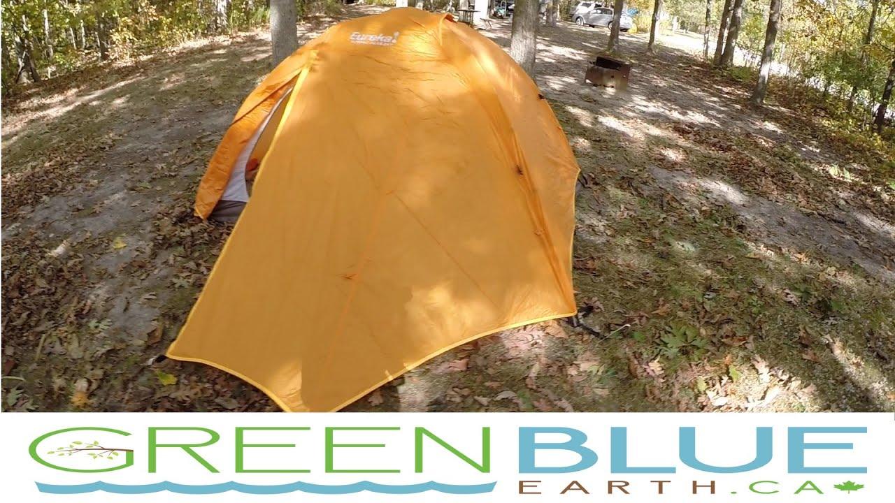 & Eureka Scenic Pass 2XT Tent Review - YouTube