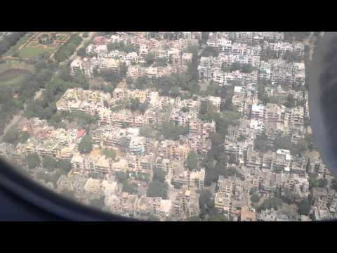 Images of Delhi Airport Landing - April 17, 2013