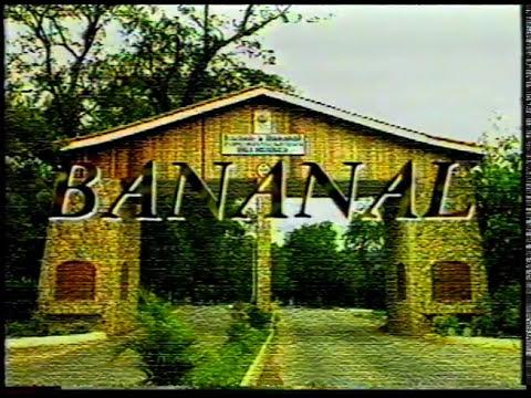 Reportagem da TV MANCHETE sobre Bananal