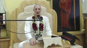 Шримад Бхагаватам 4.16.1 - Кунджамали прабху